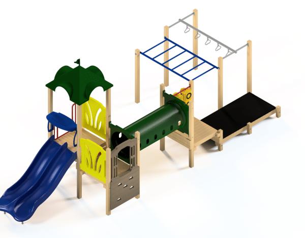 Toddler Series 127 - Timber