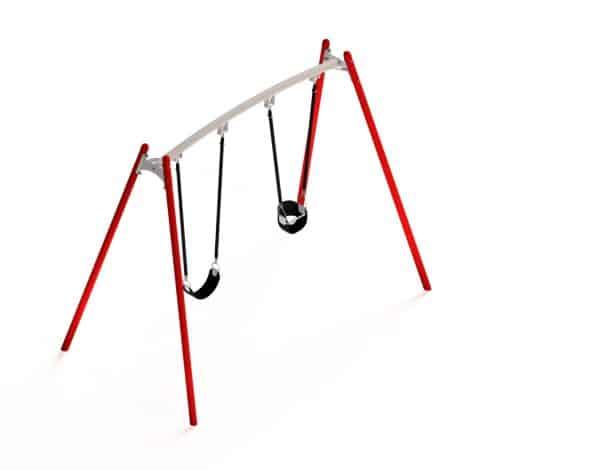 2-Bay Deluxe Swing