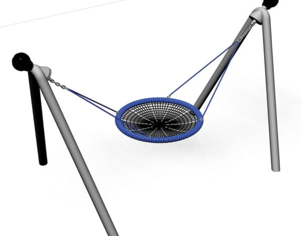 Disc Rider - with 900mm diameter Basket