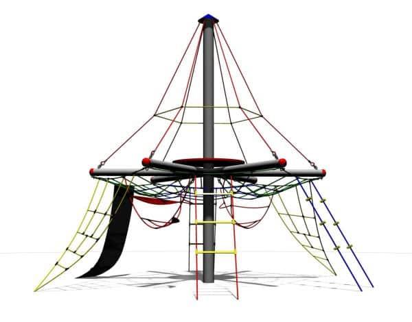3.85M Mini Pirate Tower 4687-30