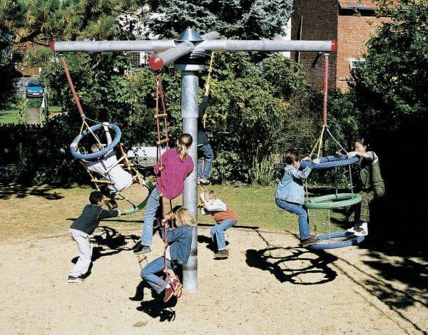 Spinning Circus Swing