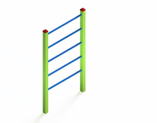 Vertical Ladder Fitness Station