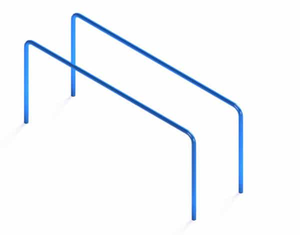 Parallel Bars Fitness Station
