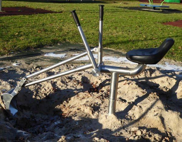Sand Digger