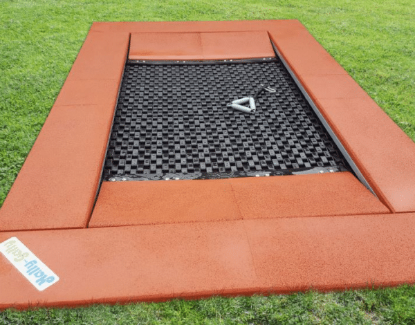 Trampoline for Wheelchairs