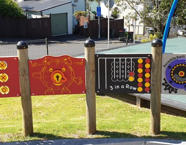 Interactive Play Panels