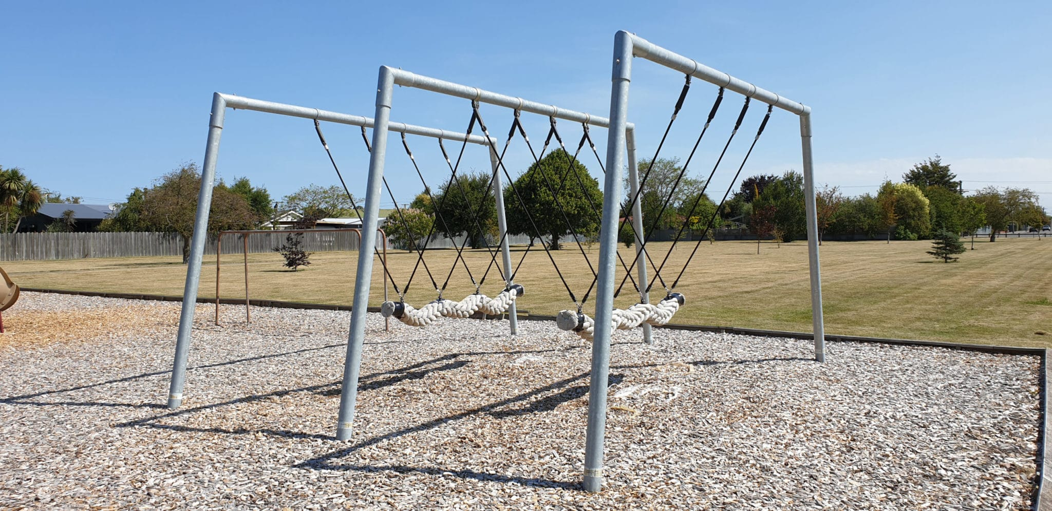 Cyclops Snake Swing - Double 3-6 seater