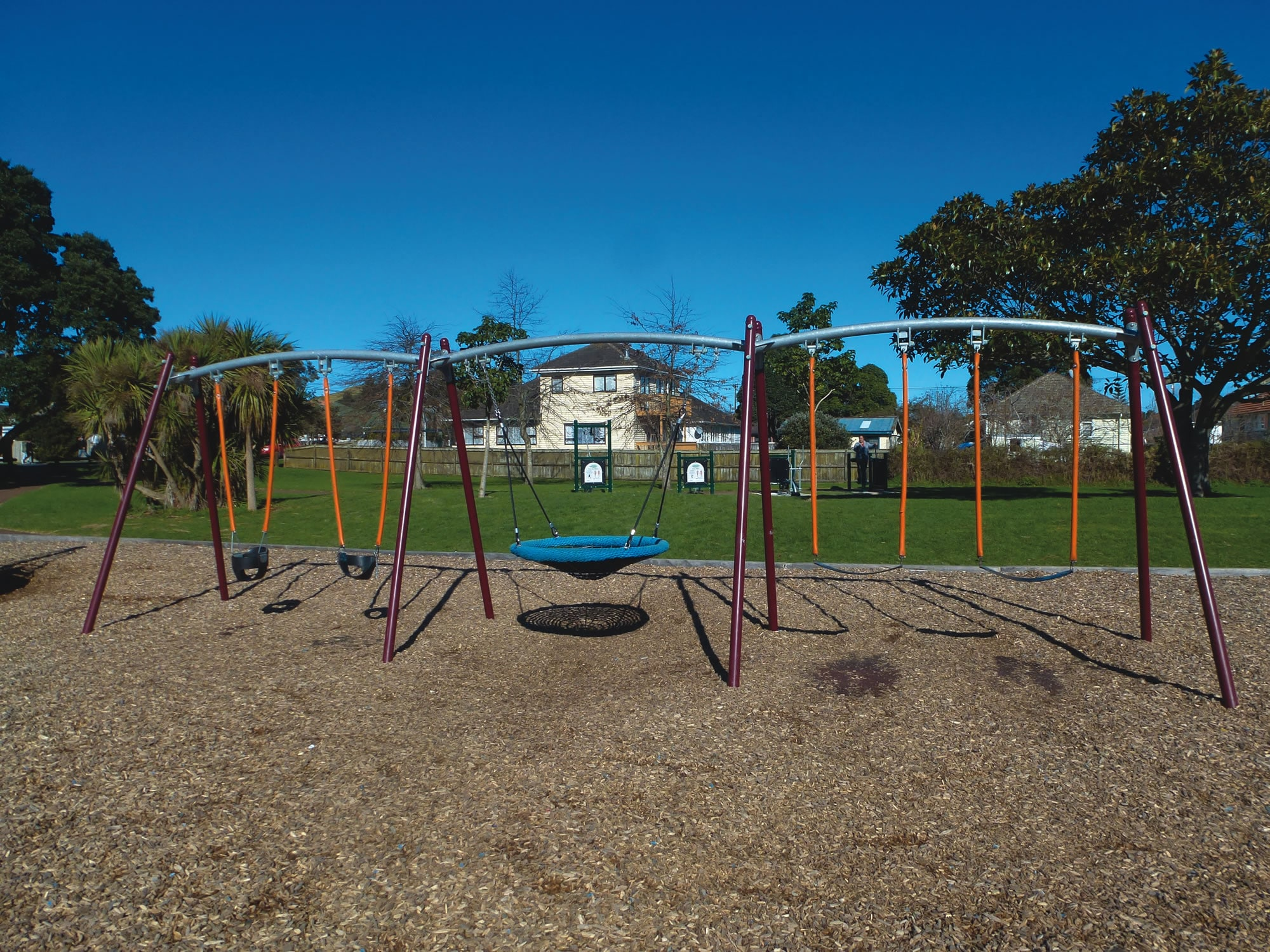 Outdoor Swing Sets For Playgrounds Playground Centre