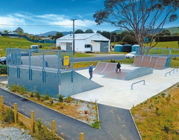 Skate and Bike Parks