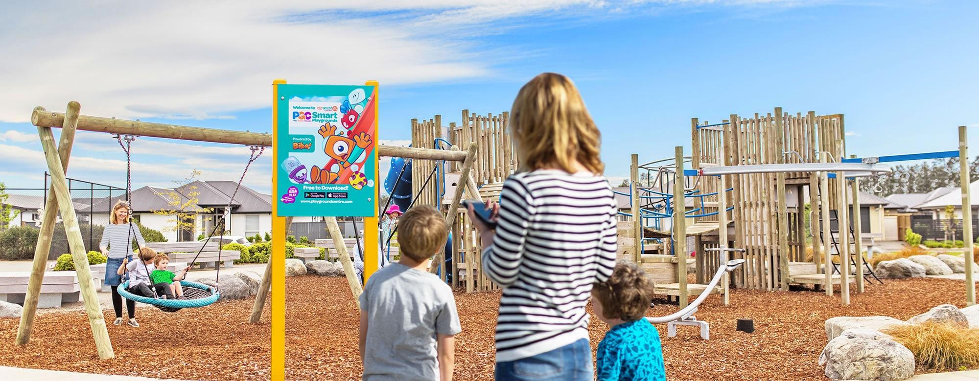 Discover A Smart Playground Playground Centre