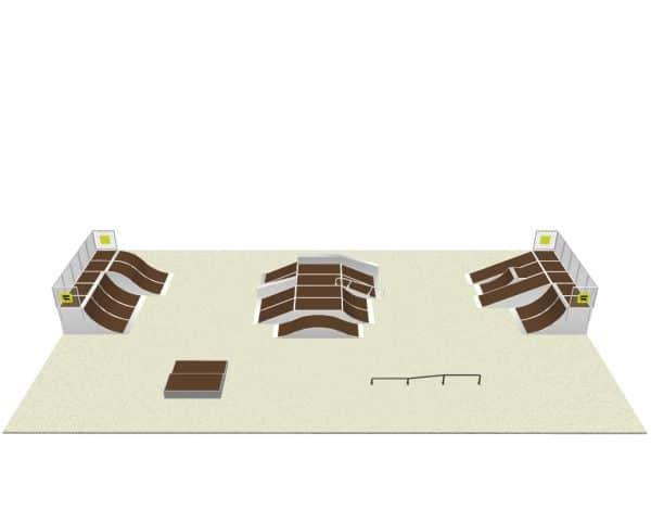 Skate Park B2