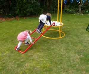 Bambino Access Ladder