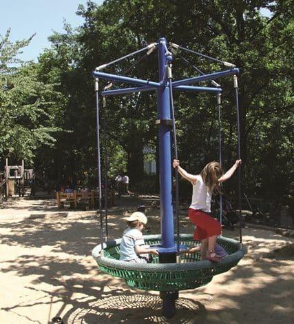 3.2M Basket Carousel