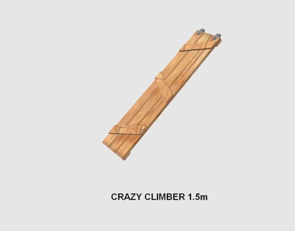 Young Explorers - Crazy Climber 1.5m