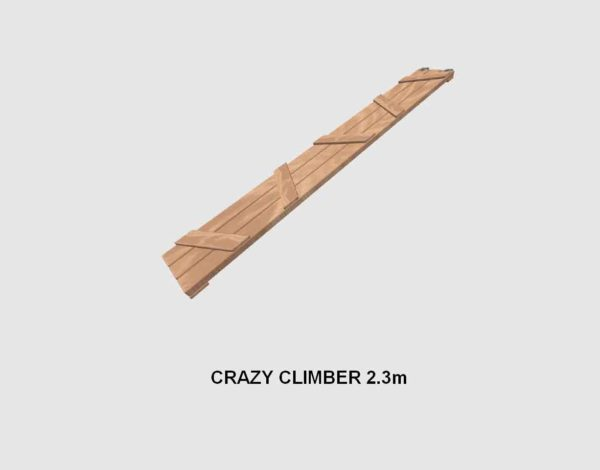 Young Explorers - Crazy Climber 2.3m
