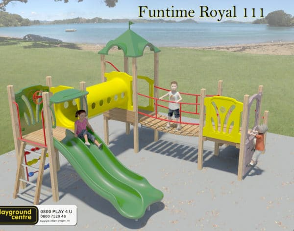Funtime Royal 111 - Timber