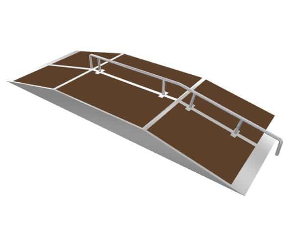 Grind Rail 2-3 - 400mm, 600mm, 820mm