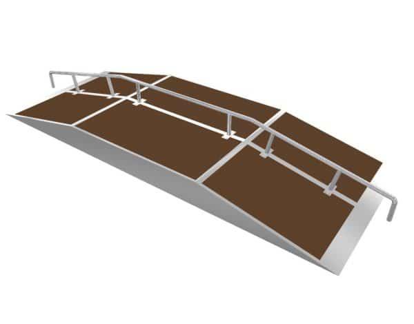 Grind Rail 3-3 400mm, 600mm, 820mm