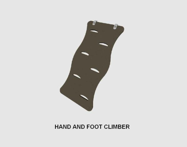 Young Explorers - Hand & Foot Climber