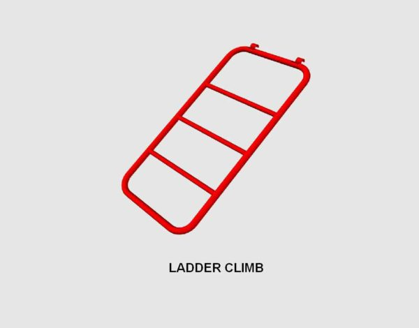 Young Explorers - Ladder Climb