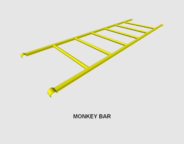 Young Explorers - Monkey Bars
