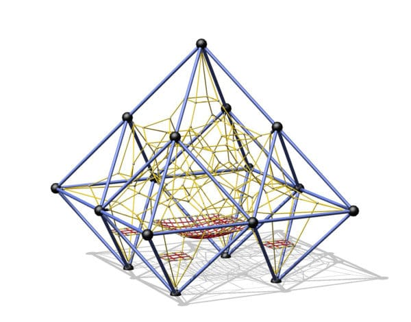 4.45M Rangitoto - Triangulum model