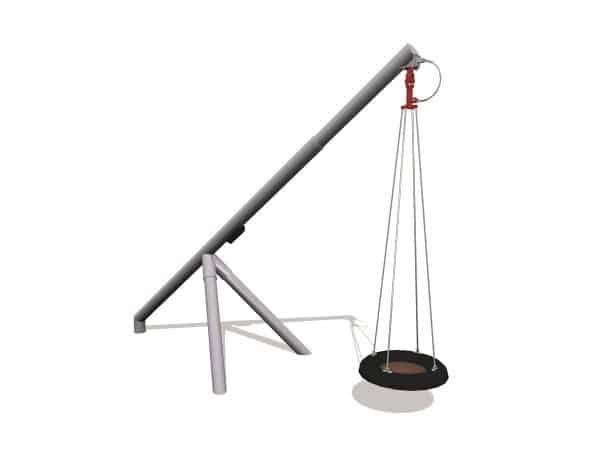 3.6 Steel Pendulum Swing