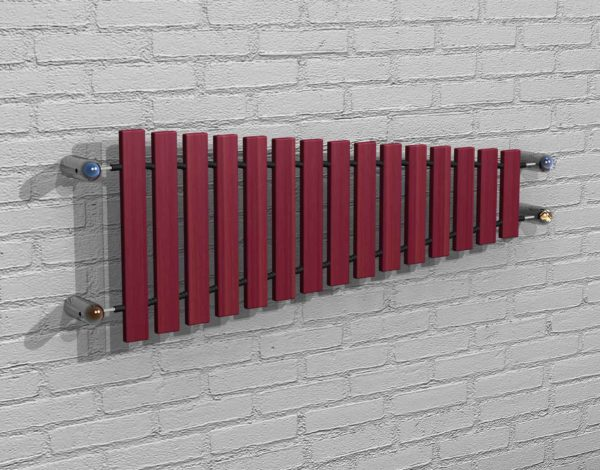 Wall Marimba Musical Instrument