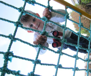Young Explorers - Net Climber