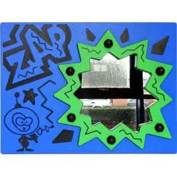 Mirror & Dome Play Panels