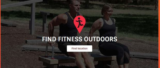 New park fitness equipment and digital campaign encourage healthy lifestyles in Canberra
