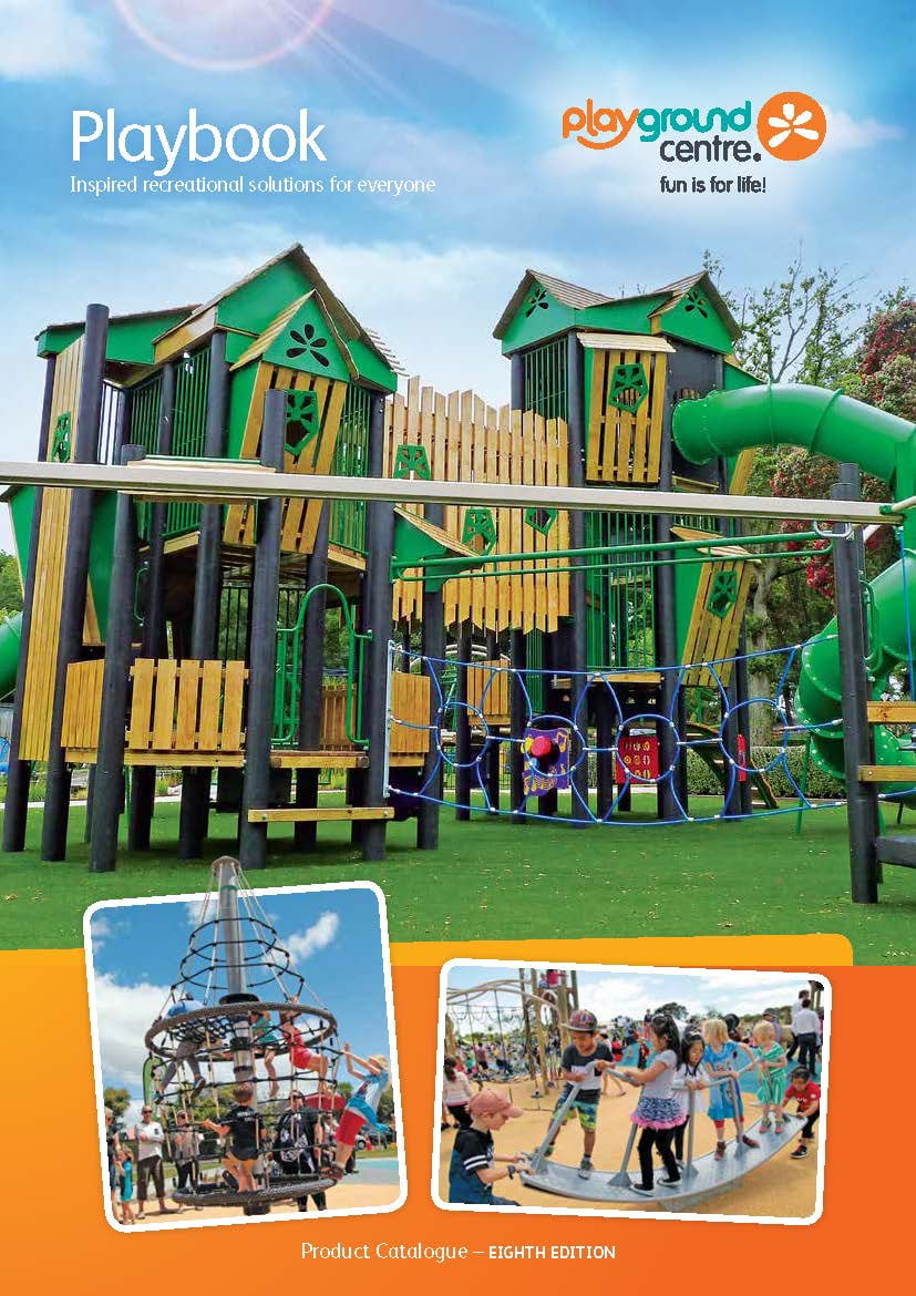 Playground Centre Product Catalogue, Version 8