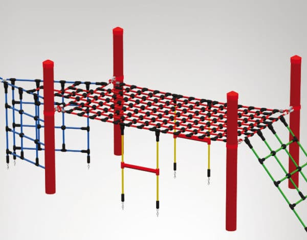 Junior Rope Play Ship