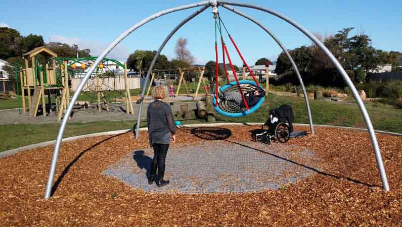 In it together: the why and how of inclusive playgrounds