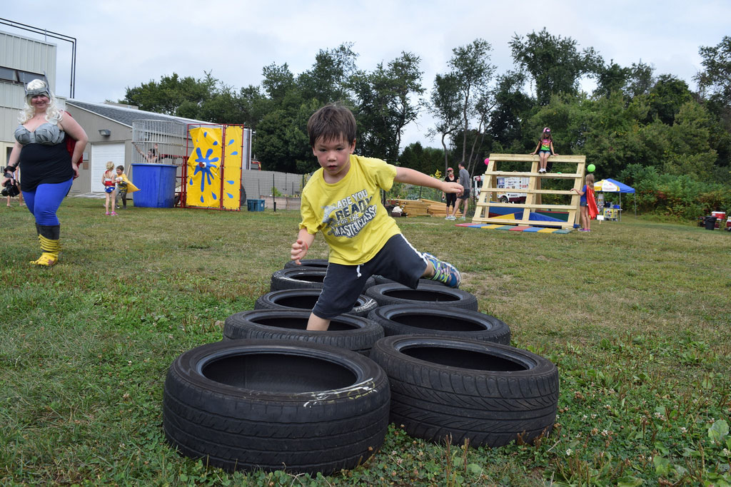 Obstacle Course Workouts for Active Kids