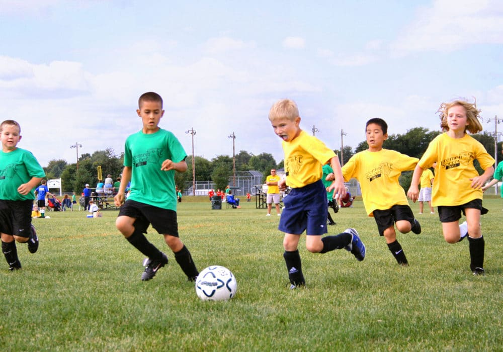 Play vs Exercise: Encouraging Children to be Healthy &  Fit!