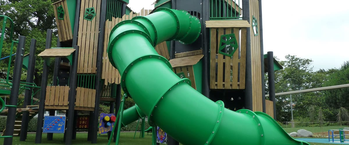 Hamilton's newest destination playground opens