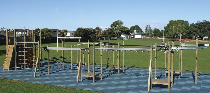 The Rise in Popularity of Outdoor Gyms at Local Parks