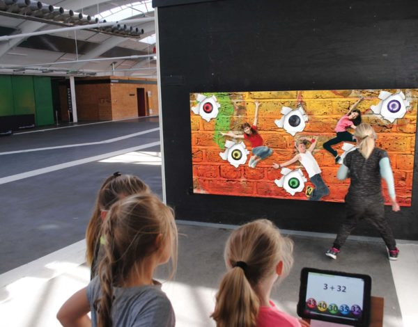 Electronic Interactive Play