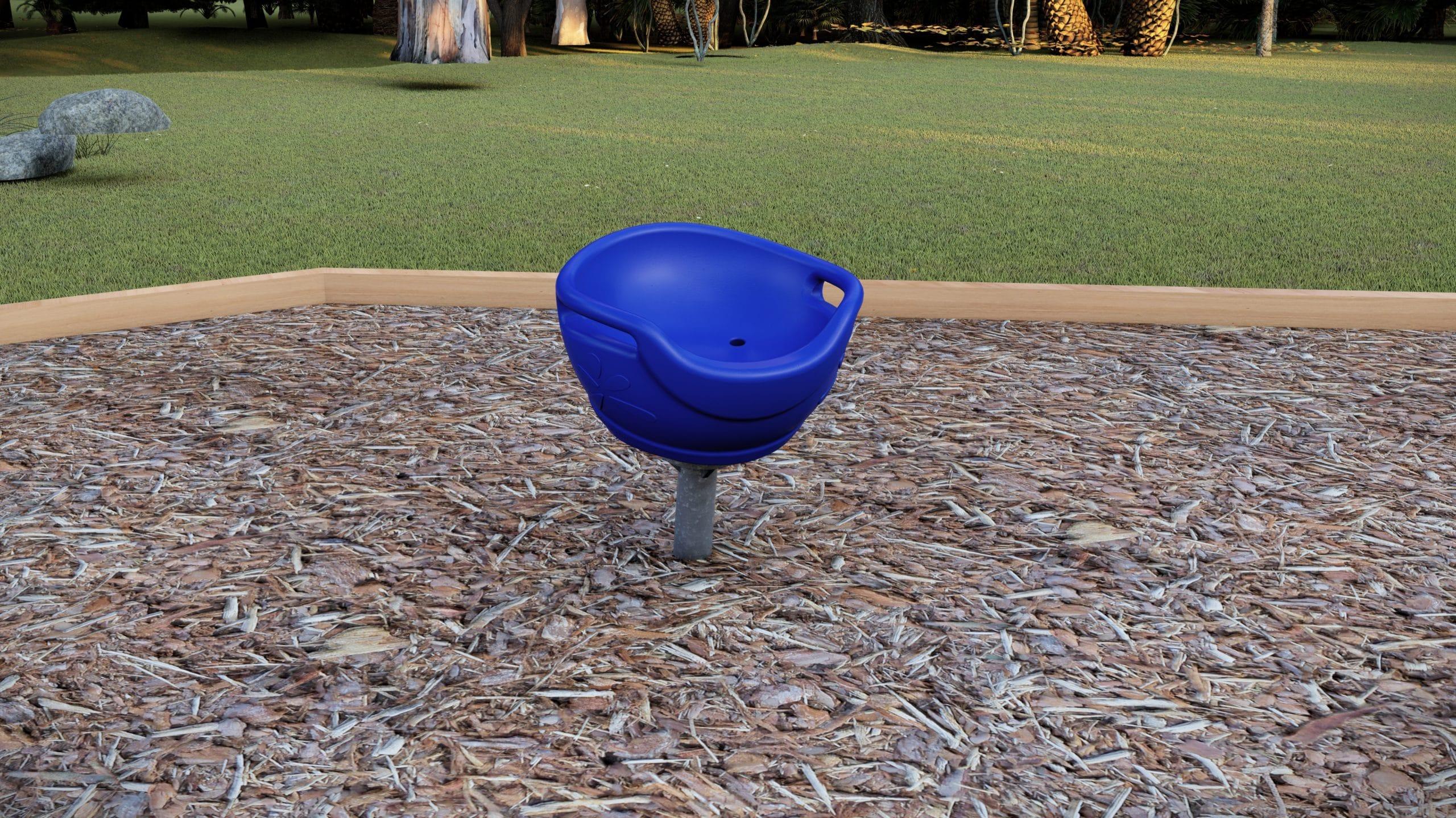Inclusive Spinning Bucket