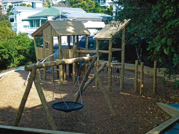 The effect of urbanisation on play