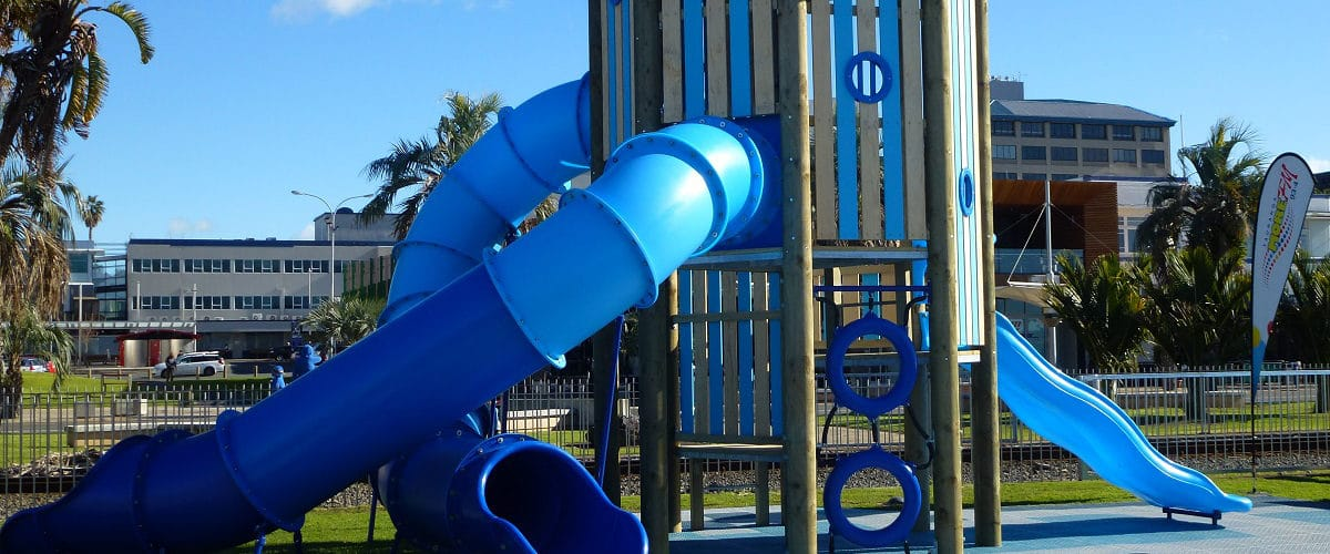The economic benefits of playgrounds