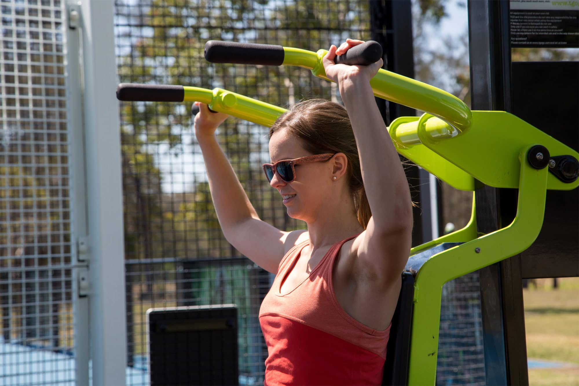 brisbane outdoor fitness