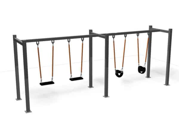 4-Bay Urban Swing SW1757