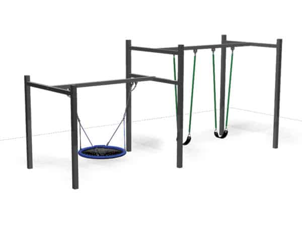Urban Basket & Mega Swing SW1758