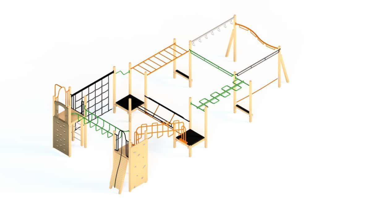 Broadhurst 710 (timber version)