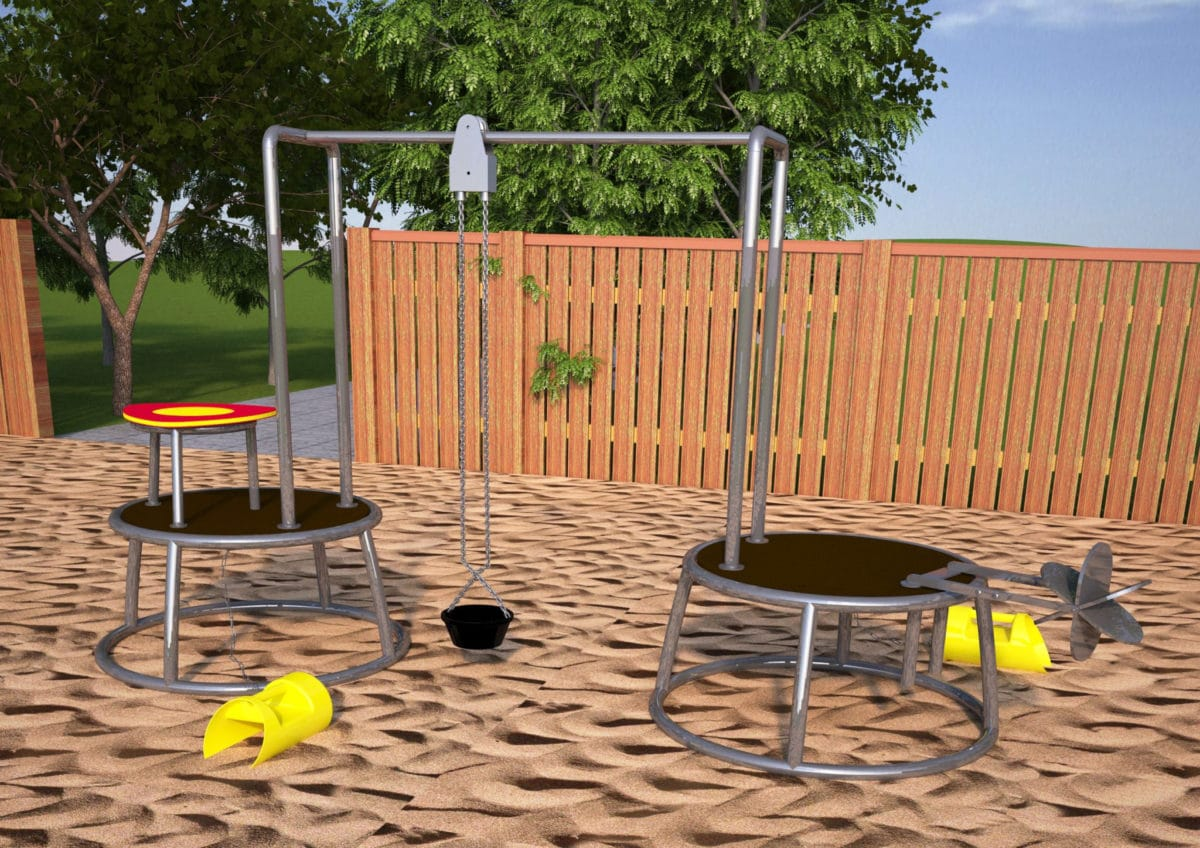 Bambino – Add Sandplay Building Site Combo C