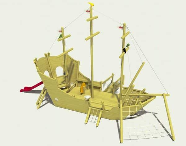 Play Ship Santa Maria