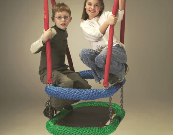 Oval Rope-Ring Swing 4630 SW1821