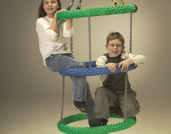 Rope Ring Swing Carousel 4620 SW1818